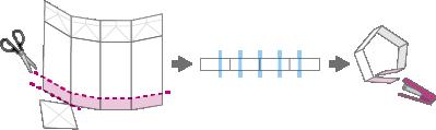 五角形型枠