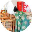さらに、がんばる受験生へのゲン担ぎの意味を込めて東北の伊勢とも呼ばれる山形県の「熊野大社」で、特別に「合格・大願成就・縁結び」のご祈祷をしていただきました。味よし、縁起よしのオリジナル米「よろこんぶ米」を、ぜひご賞味ください!
