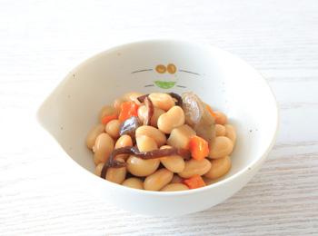 七目野菜豆